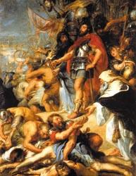 O Triunfo de Judas Macabeu