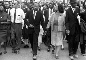 Martin Luther King Jr em Selma